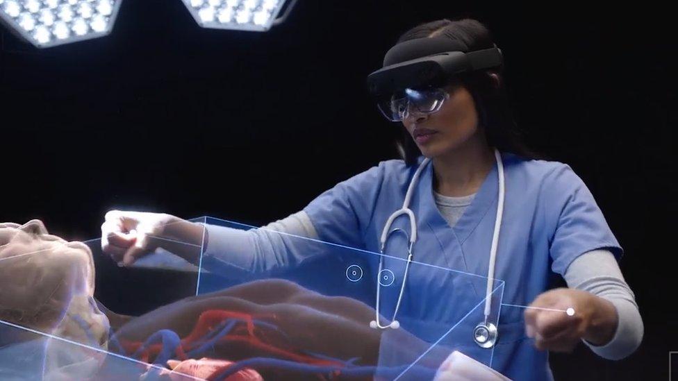 Microsoft, AR Glasses, AR, Startup, Venture Capital