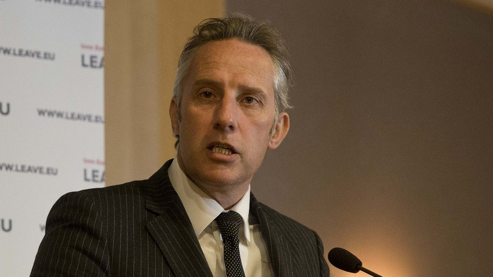 Ian Paisley asked council to attend dinner