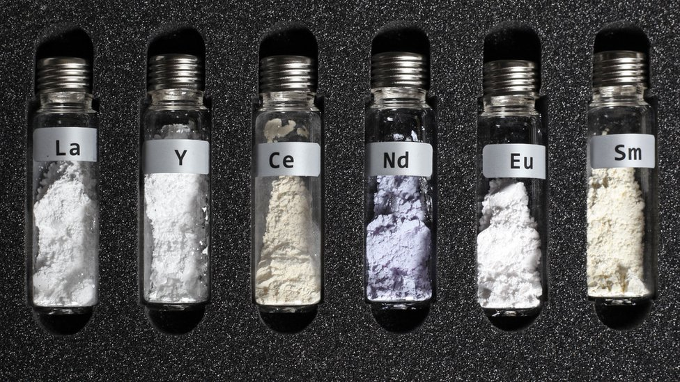 Nadir toprak elementleri