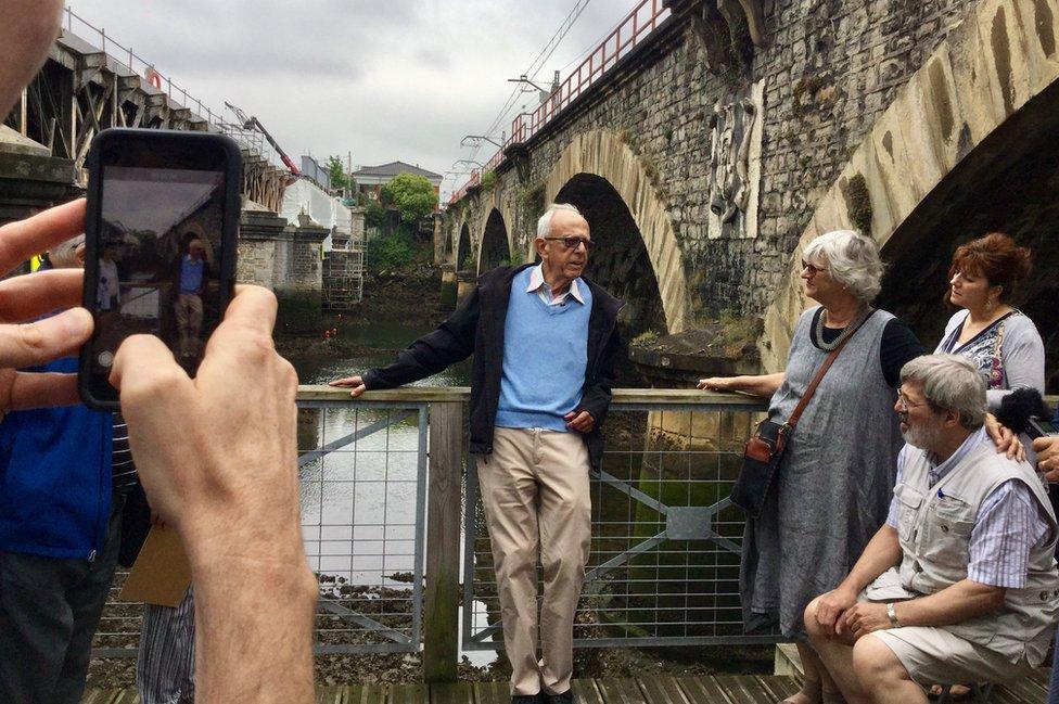 """Henri Dajner se vratio do """"mosta slobode"""" na francusko-španskoj granici"""