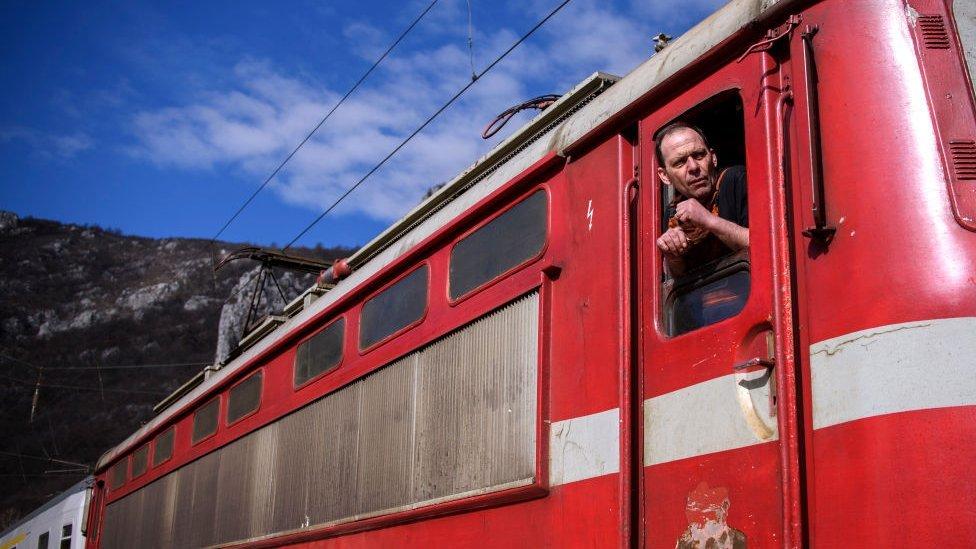 Stari voz