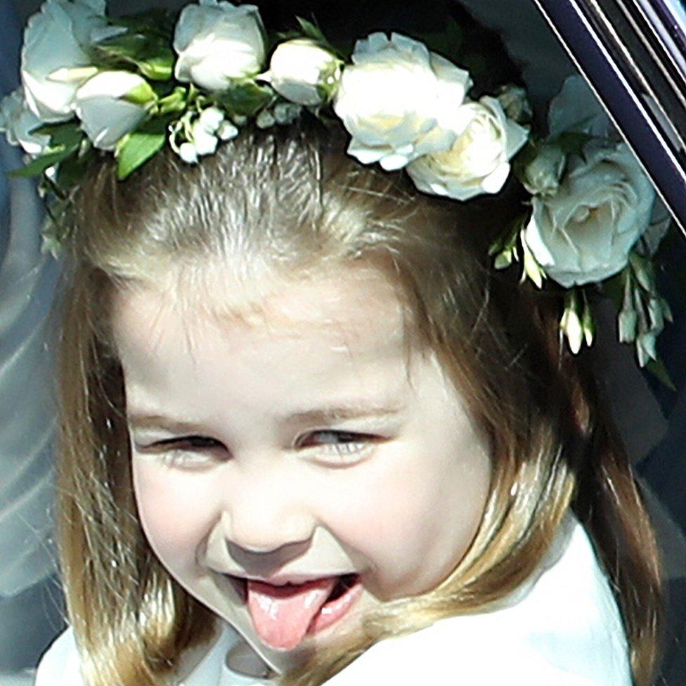 لحظات من الزفاف الملكي ربما تكون قد فاتتك