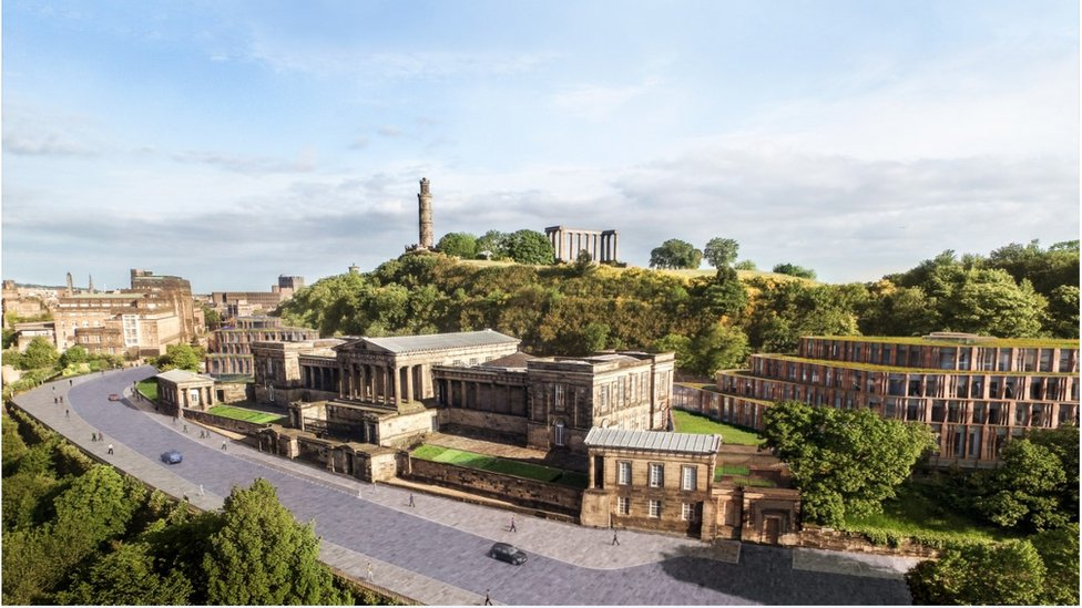 Inquiry into future of Edinburgh's Royal High School begins