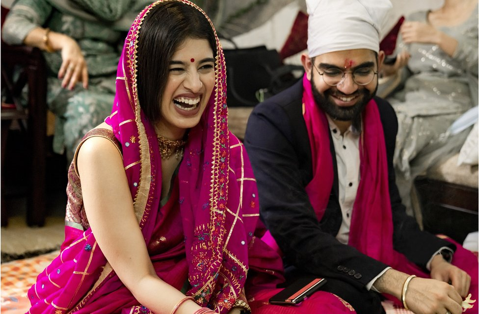 Coronavirus How Covid 19 Has Changed The Big Fat Indian Wedding Bbc News,Dresses To Go To A Wedding As A Guest