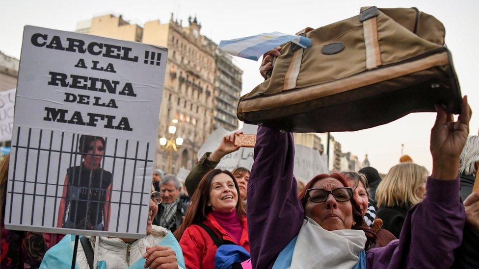 Protesta antiperonista