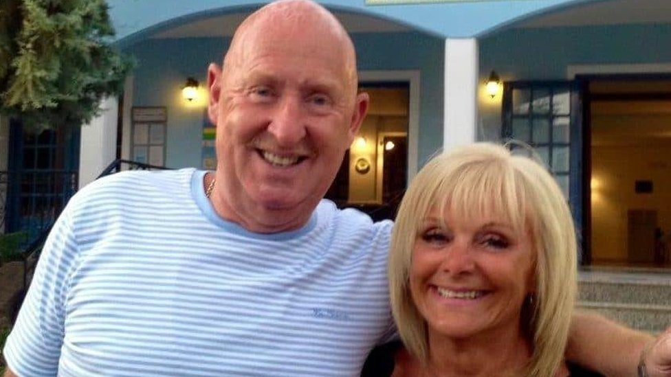 Egypt hotel deaths: Inquests opened for couple who died on holiday