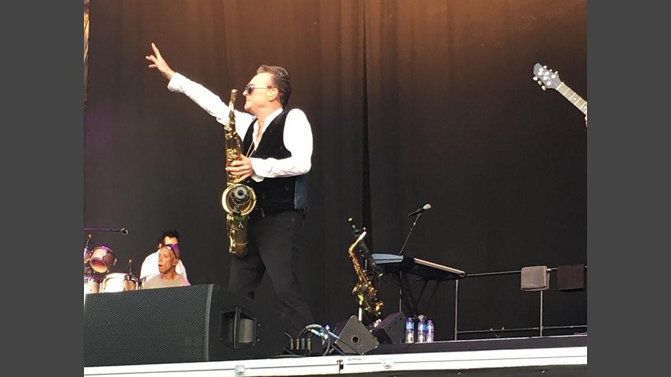 BBC News - UB40's Brian Travers diagnosed with brain tumour