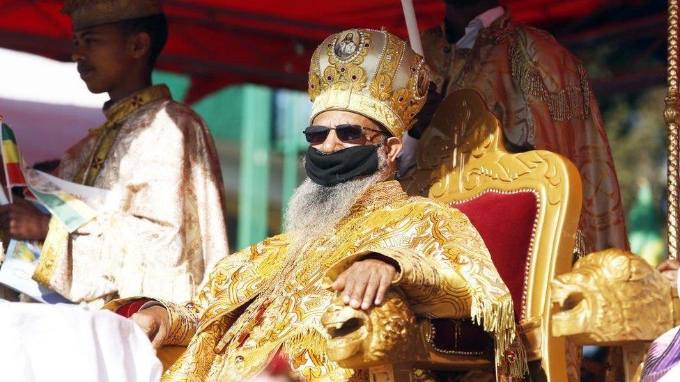 بطريرك الكنيسة الأرثوذكسية الإثيوبية