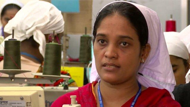 Shirin Begum