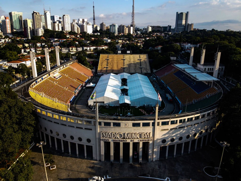 roling stonsi stadion brazil korona virus
