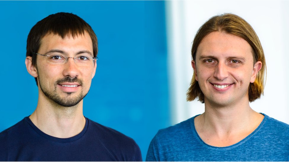 Revolut's founders Vlad Yatsenko and Nikolay Storonsky