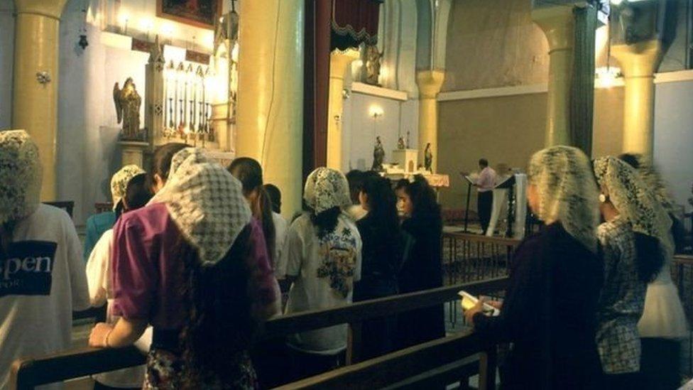 المجتمع المسيحي في العراق واحد من أقدم المجتمعات في العالم