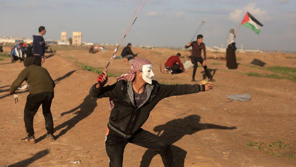 كتاب يقولون إن عام 2018 كان سنة الانحياز الأمريكي ضد الفلسطينيين