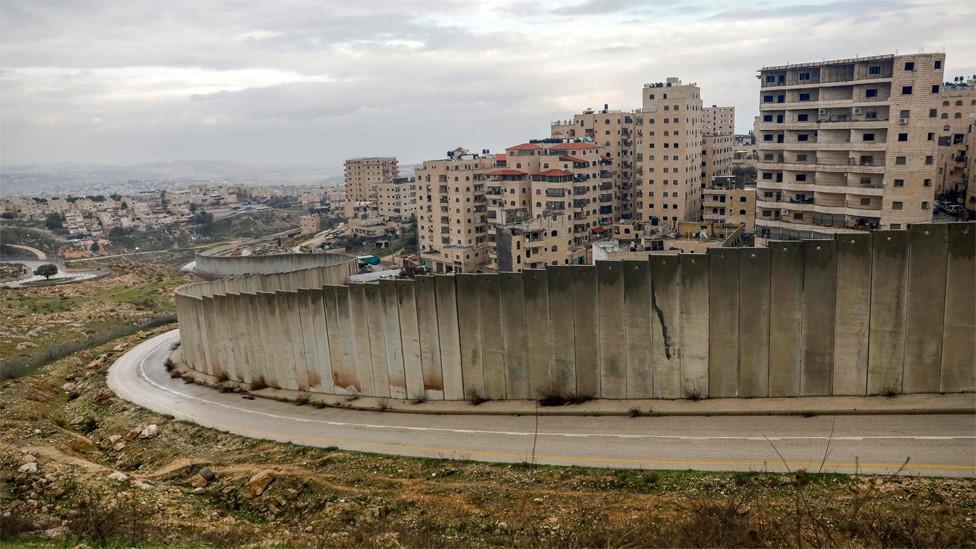 Asentamiento judío de Pisgat Zeev