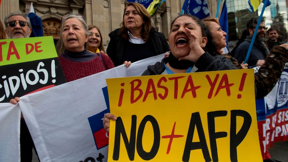 chile AFP
