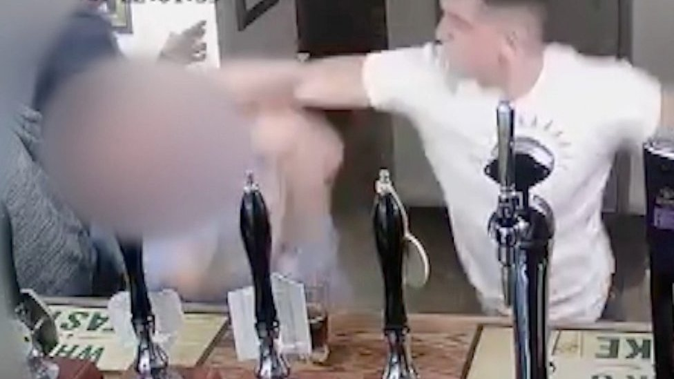Man jailed for 'ferocious' pub attacks in Chesham