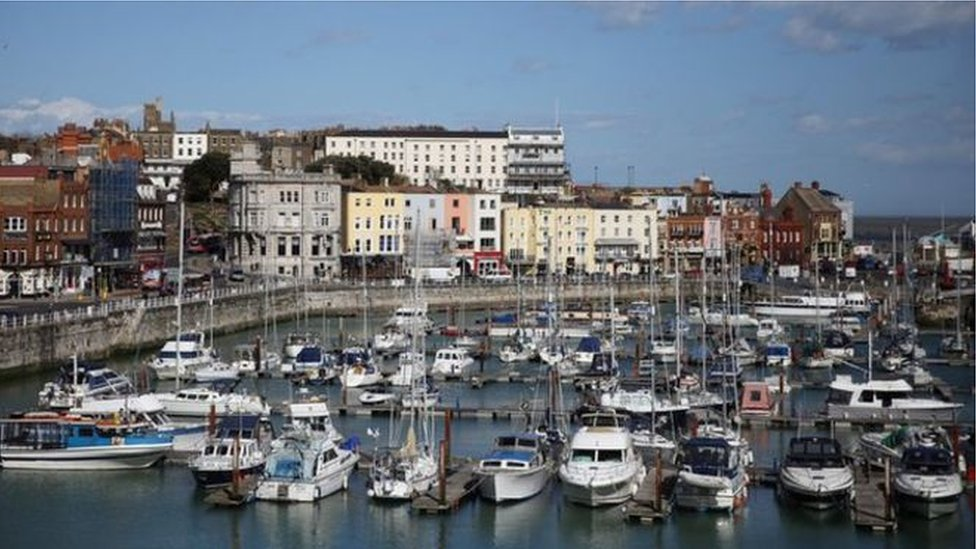 Three in court over Ramsgate fishing boat migrants