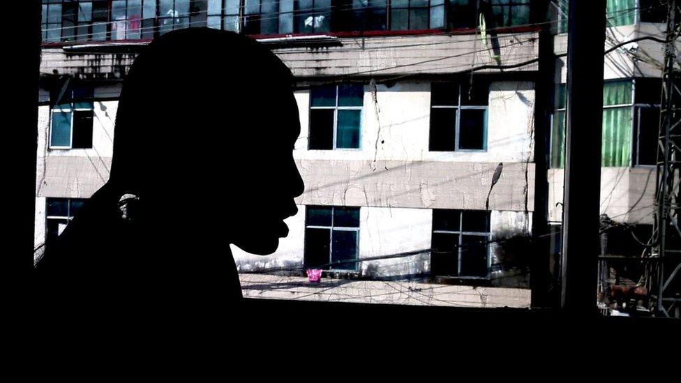 """El drama de las mujeres y niñas vendidas en China y violadas """"hasta que se ..."""