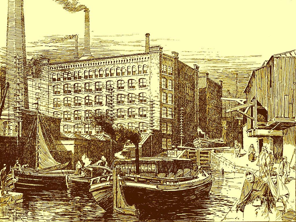 Fábrica de algodón
