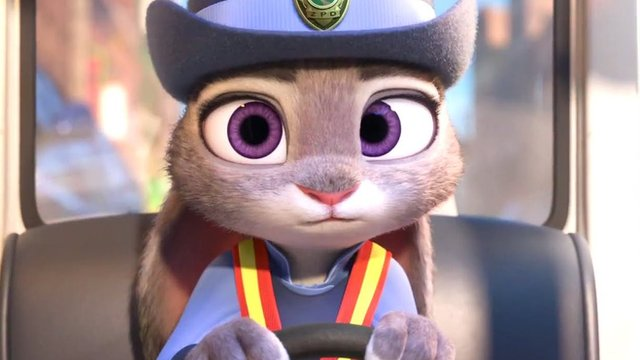 A still from Zootropolis
