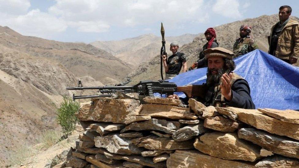 talibani, Avganistan