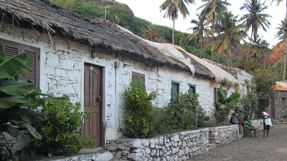 Houses in Cabo Verde