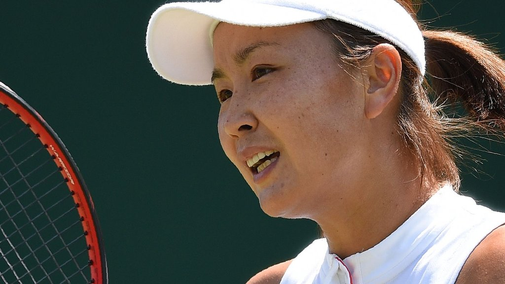 Peng Shuai banned for six months over Wimbledon 'coercion'
