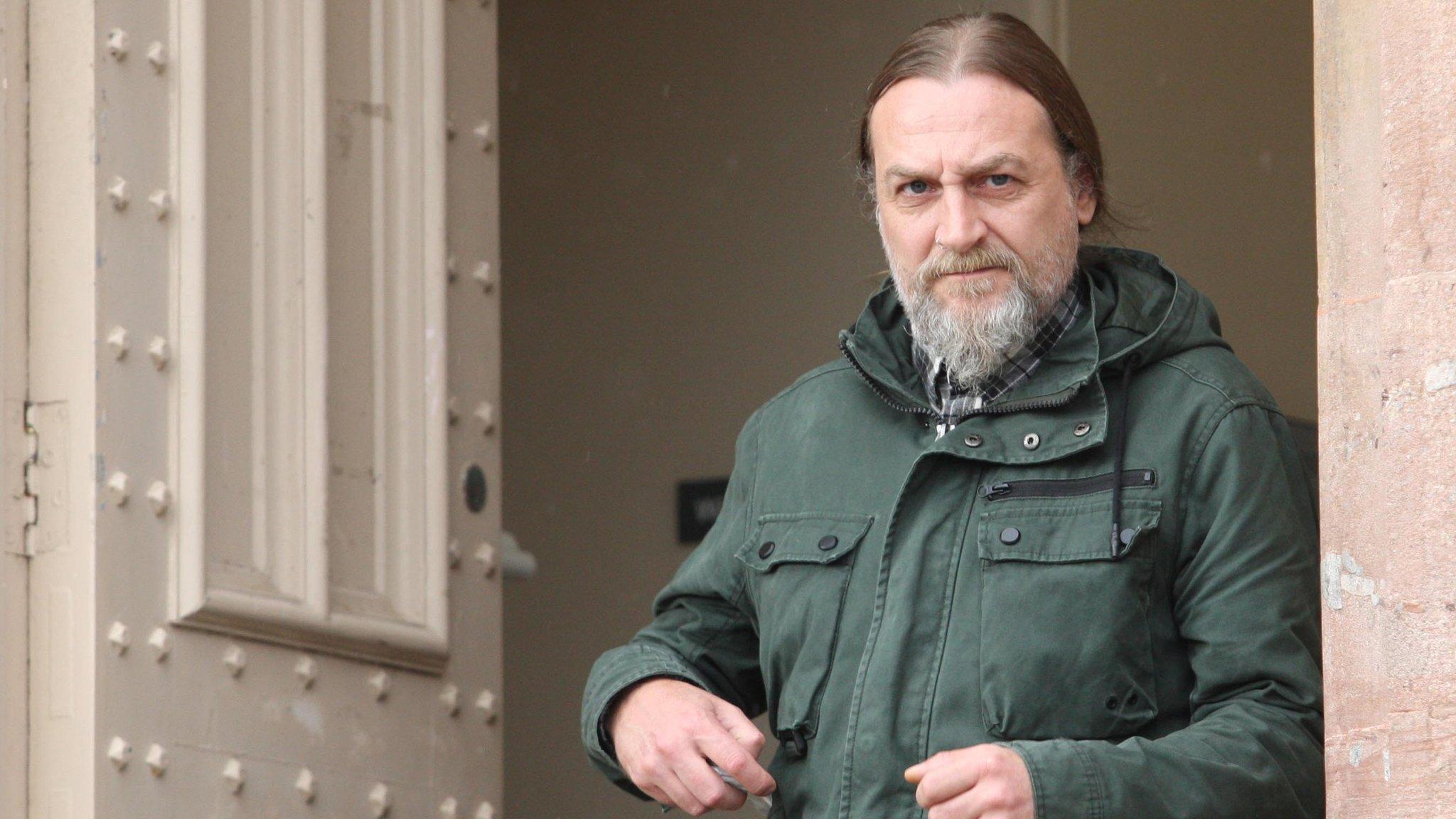 Man who kept owl heads in jam jars fined