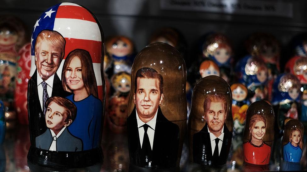 Juego de muñecas rusas