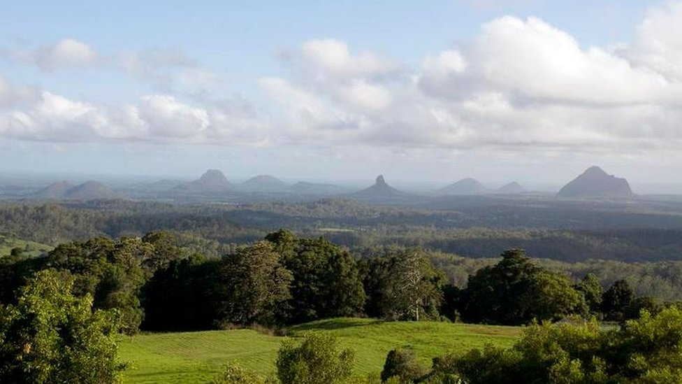 Paisaje de Queensland