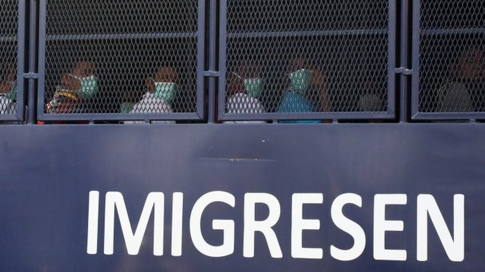 Kelompok HAM menyebut repatriasi para migran