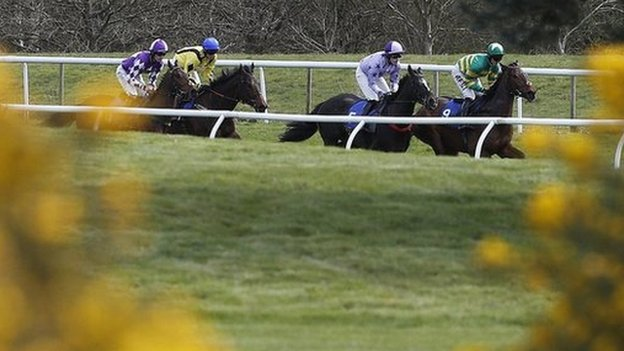 Market Rasen: Racehorse L'es Fremantle ends losing run with win at 56th attempt