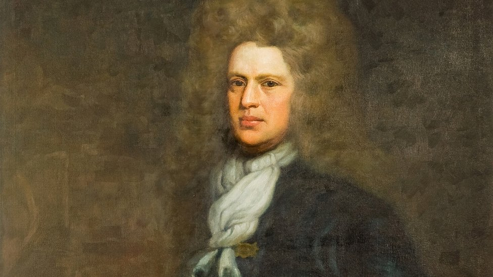 Portrait of Admiral Sir John Balchen