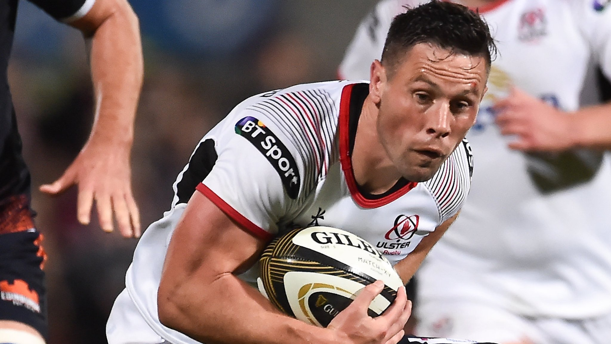 Pro14: Ulster wait on fitness of Cooney and Addison for Cheetahs game