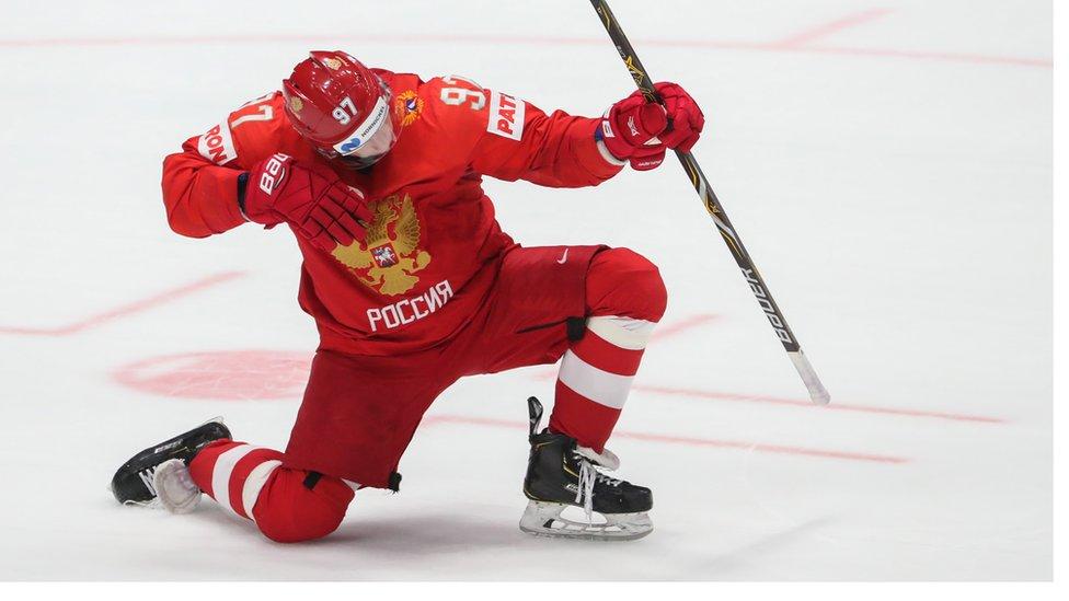 Хоккей: Россия победила Чехию на чемпионате мира и заняла третье место
