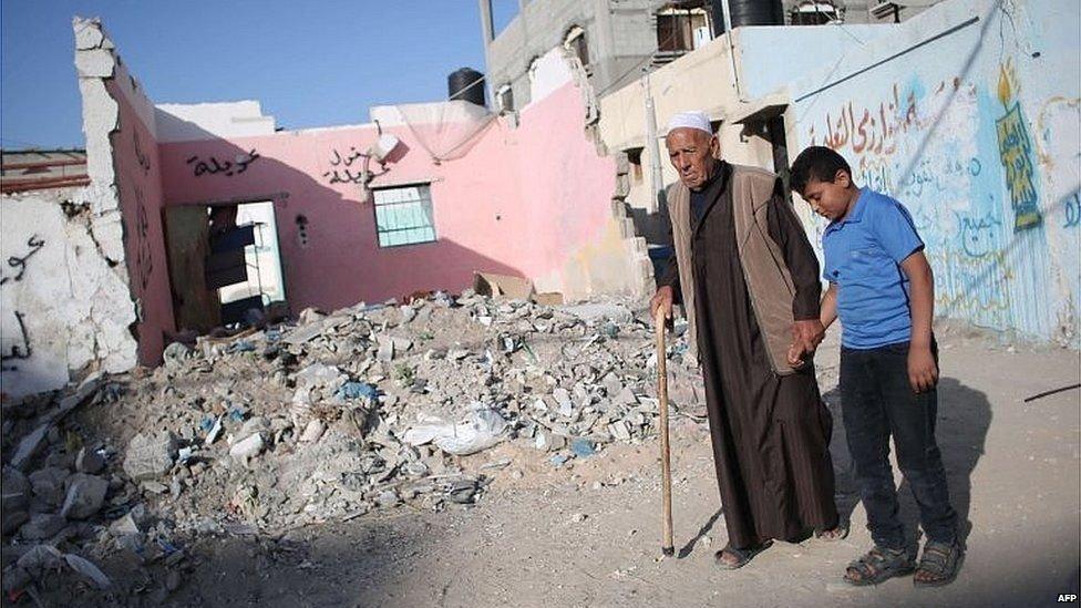 خاضت إسرائيل 4 صراعات رئيسية مع مسلحين في غزة