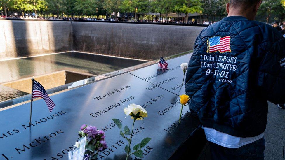 World Trade Center, Nueva York.