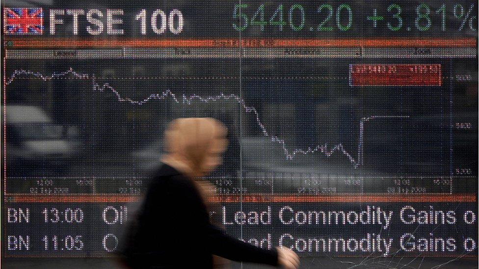 UK stocks rise after torrid week