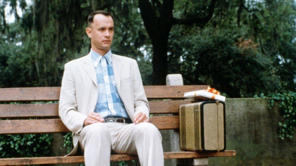 Lik Foresta Gampa mnogima je omiljena uloga Toma Henksa