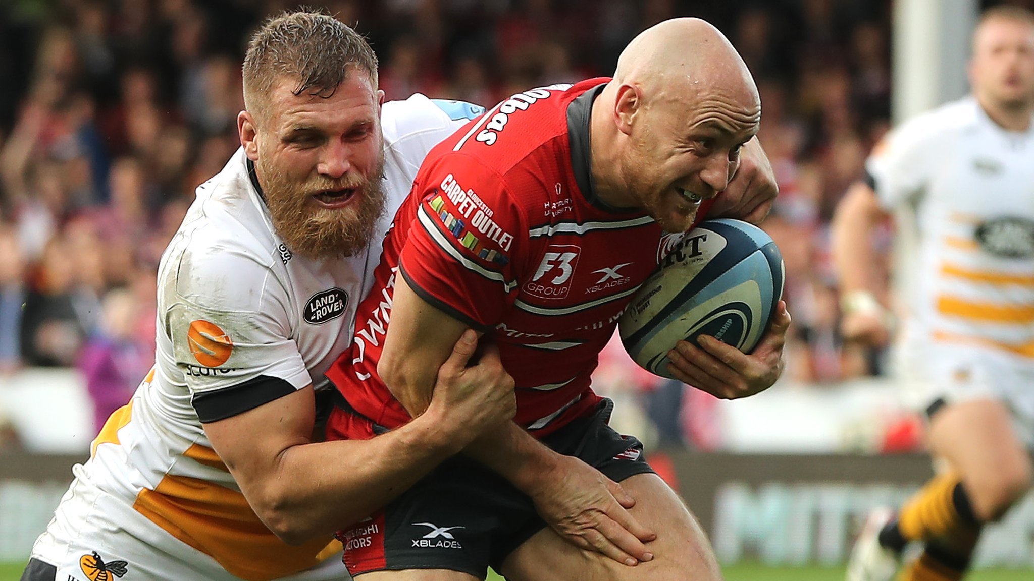 Gloucester 27-14 Wasps: Flurry of first-half points helps Gloucester to victory