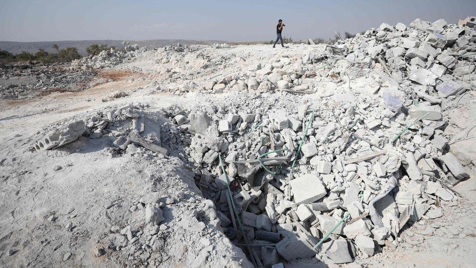 Mesto napada nalazi se u provinciji Idlib