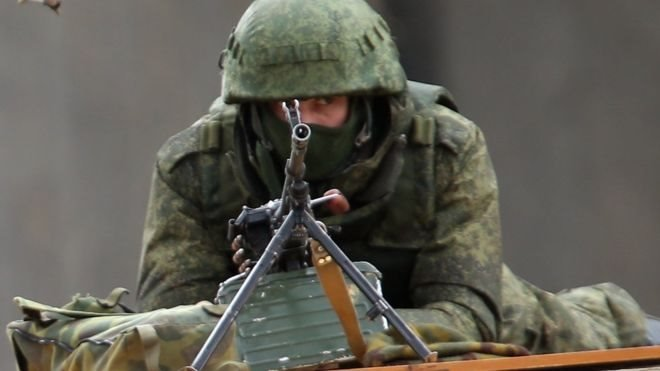 У Росії солдат застрелив вісім людей та двох поранив