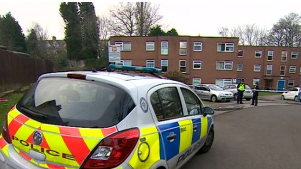 Woman held over man's stab murder at Harborne flat
