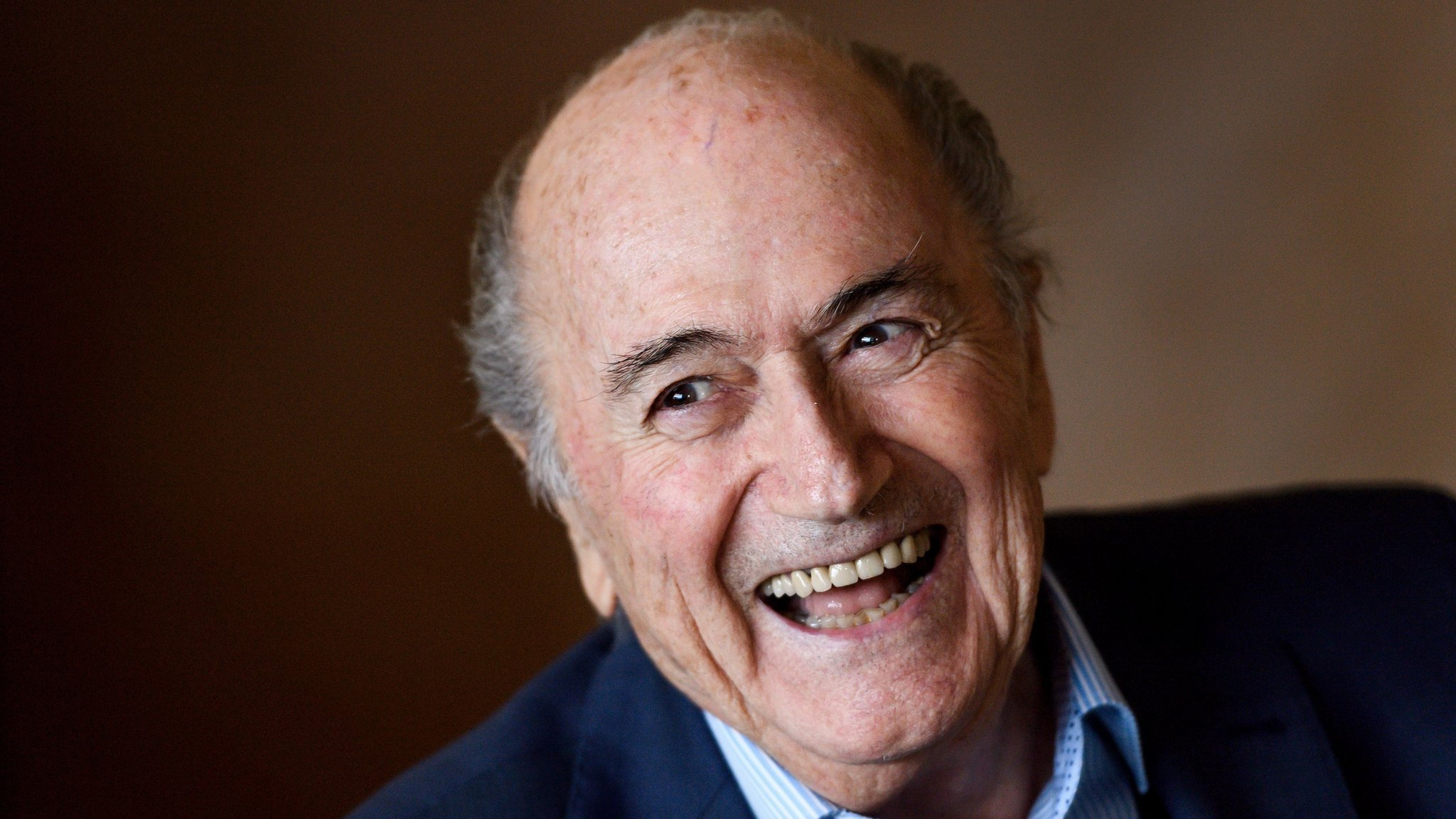 World Cup 2018: Fifa 'takes note' of Sepp Blatter's attendance