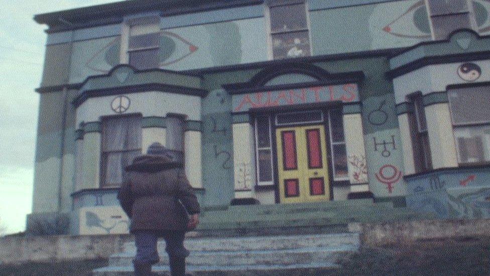 Casa de Atlantis en Irlanda