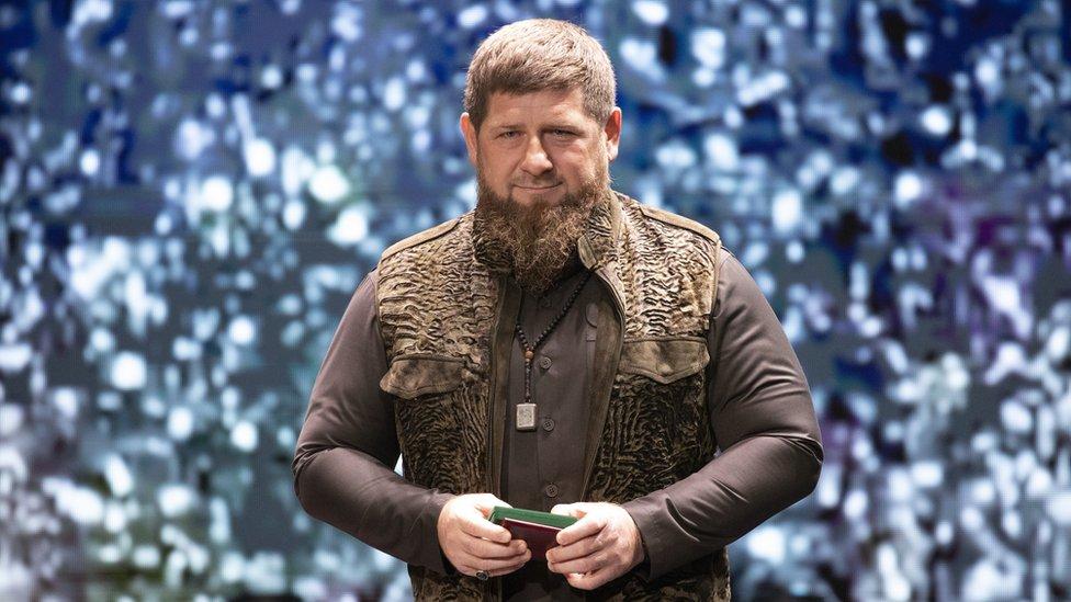 Кадыров: президент Франции становится похож на террориста