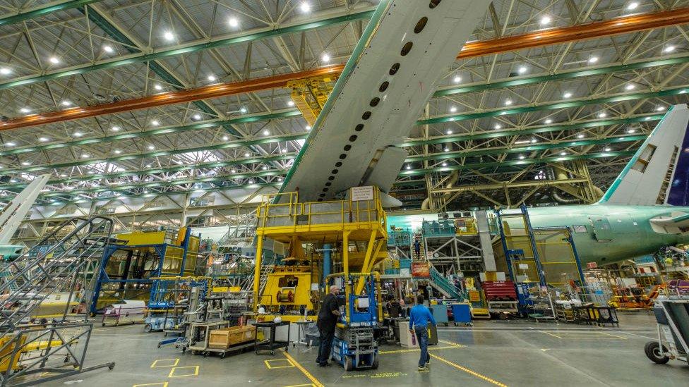 La crisis por el accidente de Ethiopian Airlines llevó a Boeing a suspender la presentación pública de su modelo 777X.