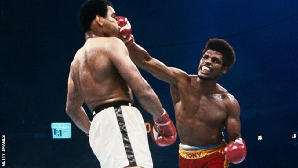 هزم ليون سبينكس محمد علي عام 1978