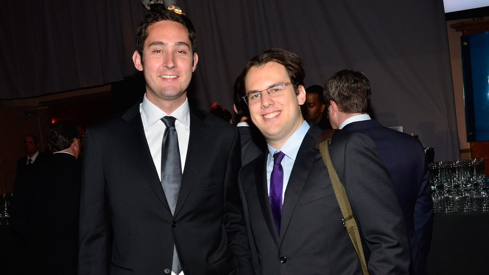 Instagram co-founders Systrom and Krieger leaving firm