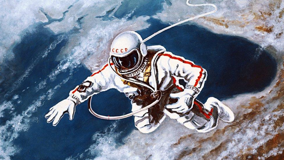 人類首次太空行走